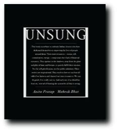 Unsung, by Mahesh Bhat & Anita Pratap