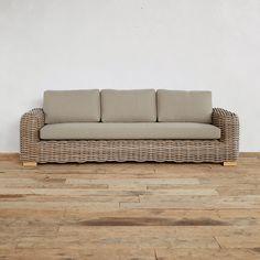 Kubu Vine All Weather Wicker Sofa