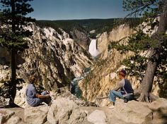 See pictures depicting the favorite moments and rich history of Yellowstone from the National Geographic archives.