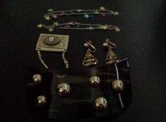 Costume Jewelry & Parts Lot