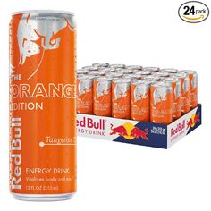Red bull orange sverige