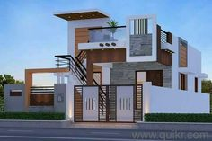 1 Kanal Modern House Plan- Front Elevation- Design- PLot, Bahira Town,Lahore, We are giving Professional Architectural DesignServices, so contact us Home Gate Design, House Outside Design, House Front Design, Modern House Design, Door Design, Craftsman House Plans, New House Plans, Modern House Plans, Building Elevation