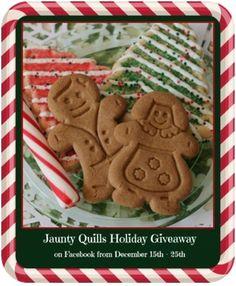 Jaunty Quills Holiday Contest Winners