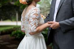 Bride & Groom Garden Portraits   BURTco Studios #ahorneradventure #wedding
