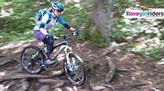 Rock the roots » Rider: Carolin Nonn - Location: Montiggler See (Italy) - #ilovegirlriders #iamagirlrider #ilgr #girlriders #mtb #bmx #jump #dhgirl #downhill #ciclocross #freeride #road #cycling #cyclingwomen #womenscycling #dhgirls