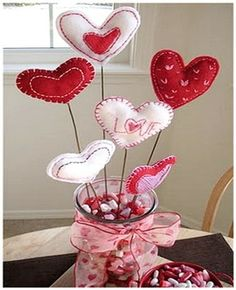 valentine's day cakes and cookies