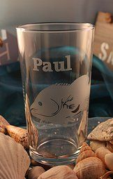 Personalised Pint Glass - made to your design