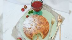 Technische Prüfung: Brioche bouclettes - Das große Backen - Sat.1 Waffles, Pancakes, Camembert Cheese, Sweets, Baking, Breakfast, Sat 1, Muffins, Germany