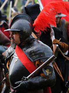 Thirty Years War cuirassier