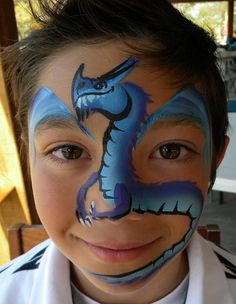 Faulkner's Ranch: One Stroke Face Painting