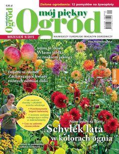 Mój Piękny Ogród - wrzesień 2015 - okładki