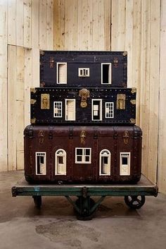 41 Dollhouses That Will Make Wish You Were A Tiny Doll » I would have died for any of these dollhouses, they are all amazing!