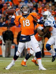 Indianapolis Colts vs. Denver Broncos - Photos - January 11, 2015 - ESPN