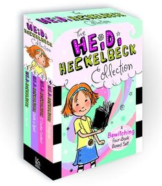 The Heidi Heckelbeck Collection: A Bewitching Four-Book Boxed Set: Heidi Hecklebeck Has a Secret; Heidi Hecklebeck Casts a Spell; Heidi Heck...