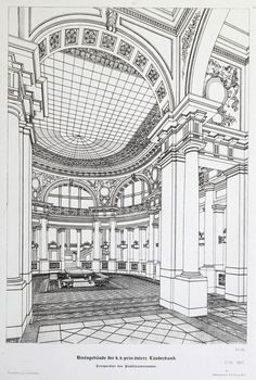 Architectural Drawings, Models, Photos, etc. Architecture Blueprints, Architecture Mapping, Architecture Concept Drawings, Architecture Sketchbook, Classic Architecture, Historical Architecture, Architecture Details, Architecture Portfolio, Perspective Architecture