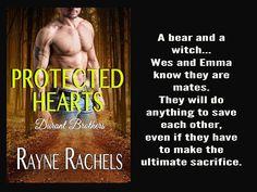 Rayne Rachels: PROTECTED HEARTS