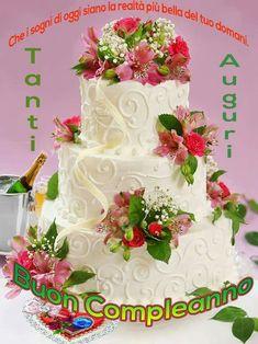 Wedding Cake Stock Photos And Images Creative Wedding Cakes, Wedding Cake Photos, Wedding Cakes With Flowers, Beautiful Cake Images, Beautiful Wedding Cakes, Food Cakes, Cake Decorating Books, Happy Birthday Cake Images, Cake Birthday