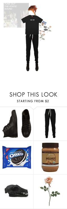 """""""here in the moment on the dark side of the screen"""" by avintagemystery ❤ liked on Polyvore featuring Converse, Lija and Fuji"""