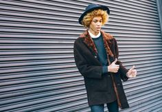 New York Fashion Week Mens FW16 Street Style