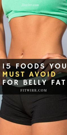 Just like eating certain foods can cause you to gain belly fat. There are foods that can help you reduce belly fat. Here are 15 best to eat to lose belly fat fast. Stubborn Belly Fat, Reduce Belly Fat, Burn Belly Fat, Lose Weight In A Week, Lose Fat, How To Lose Weight Fast, Reduce Weight, Casual Chique, Weight Loss Blogs
