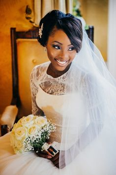 Beautiful bride in a vintage-inspired look   ♦ℬїт¢ℌαℓї¢їøυ﹩♦
