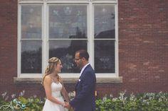 Wedding Photography - Asah Creations #firstlook
