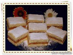 Érdekel a receptje? Kattints a képre! Hungarian Recipes, Hungarian Food, Cornbread, Tiramisu, Cake Recipes, Cheesecake, Muffin, Food And Drink, Sweets