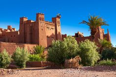 New photo gallery of the Berber Ksar or fortified village of Ait Benhaddou, Morocco, A UNESCO World Heritage Site