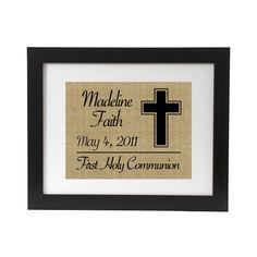 First Communion Print