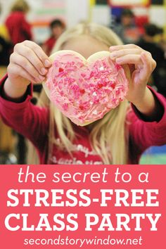 The Secret to a Stress-Free Class Party Class parties made easy with this one simple tip. Finally, a stress-free class party! Valentines Day Party, Valentine Crafts, Valentine Activities, Holiday Activities, Valentine Ideas, Holiday Crafts, Holiday Fun, Holiday Ideas, Christmas Gifts