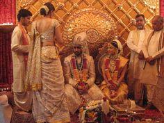 Indian Celebrity Wedding - Home