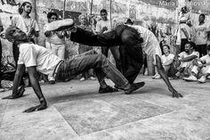 Memórias do Valongo: Capoeira, Identidade e Diversidade