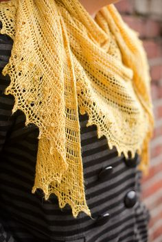 Argo by Aoibhe Ni (I'm in serious love here.  Tunisian crochet that looks like Estonian knitting)
