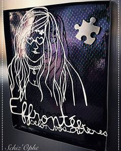 Wild child #papercut #art #artistsoninstagram #interiorinspiration #interior #paperart #paper #peace #paperart #papercraft #papercutting #papercuttingart #longhair #love #loveisallyouneed #loveistheanswer