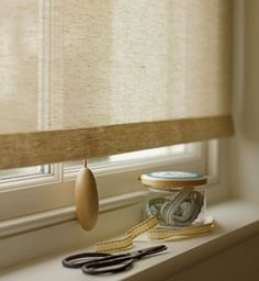 New MARLE SHEER from New House Textiles' roller blind collection for 2016....this gorgeous blend of linen and polyester is both natural and airy for your window. It's available in four colours....take a look. www.newhousetextiles.co.uk