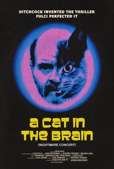 A Cat in the Brain (Lucio Fulci)(1990)