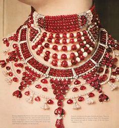 patiala cartier necklace