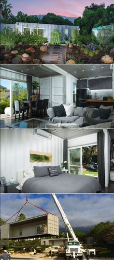 Shipping Container House Plan Book Series – Book 38 #containerhome #shippingcontainer
