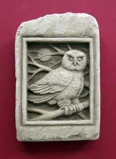 Barn Owl - Carruth Studio