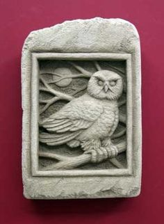 Barn Owl -- Carruth Studio: Waterville, OH