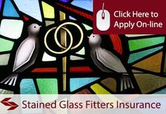 stained glass fitters public liability insurance