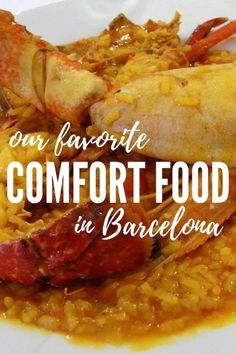 We hate being cold, don't you? Warm up in our favorite city while enjoying some of the tastiest comfort food dishes in Barcelona! Spanish Cuisine, Spanish Food, Barcelona Food, Barcelona Travel, Tasty, Yummy Food, Roadtrip, Foodie Travel, Comfort Foods