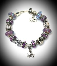 All cancer awareness bracelet Check out this item in my Etsy shop https://www.etsy.com/listing/470605149/all-cancers-braceletall-cancer-awareness