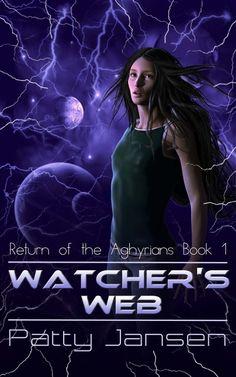 instaFreebie - Claim a free copy of Watcher's Web  #scifi #instaFreebie