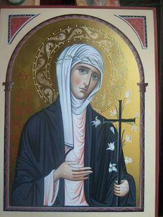Santa Caterina da Siena di Ivan Polverari