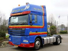 FT XF105460 Super Space Cab - Jager & Zn BV