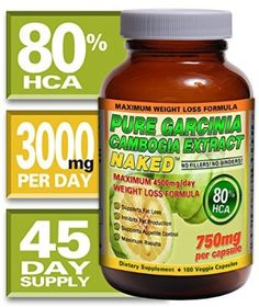 100% Garcinia Cambogia, Extra Strength. 100% Lifetime Money Back Guarantee - Order Risk Free!