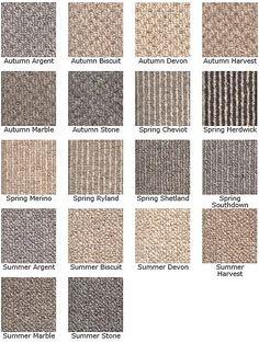 KINGSMEAD BERBER SEASONS 100% Wool loop carpet available in 4 & 5m Widths