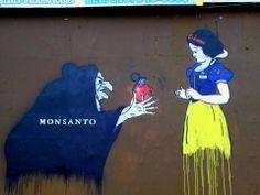 Monsanto=poison=death