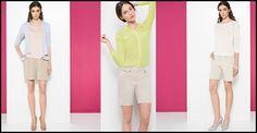 Be brave enough to wear shorts everyday!:))) URBAN SAFARI TREND at www.e-taranko.com
